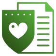 save your marriage before it starts - marriage contract with shield icon